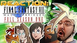 Final Fantasy 7 Abridged Season One Complete: #Reaction Livestream