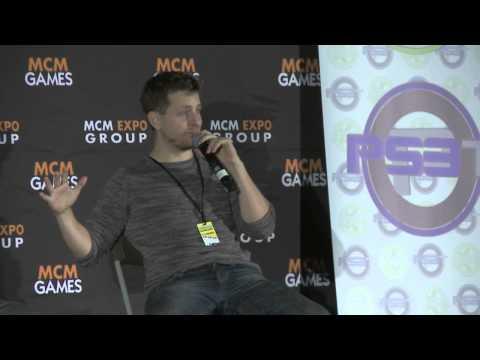 MCM London Comic Con, Oct 2013, Elias Toufexis Talks Adam Jensen & Deus Ex