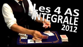 Magicien Dorian Maknamara - Les 4 As