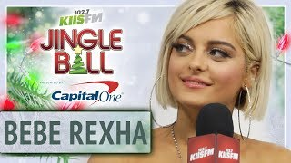 Bebe Rexha Pokes Fun At JoJo