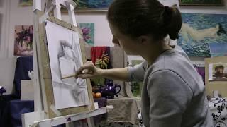 Натюрморт карандашом для начинающих. Уроки рисунка
