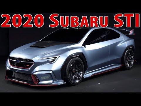 2020 Subaru WRX STI : EVERYTHING YOU NEED TO KNOW!
