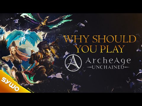 A Pay2Win MMORPG Turns Awesome | ArcheAge Unchained 2019