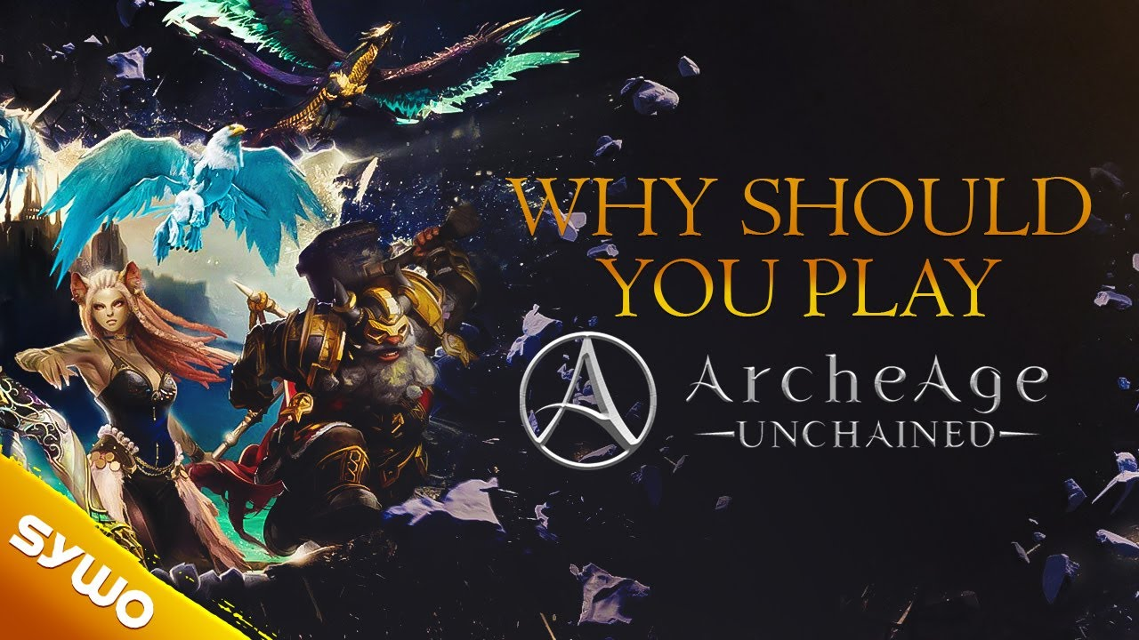 Archeage Review 2020.A Pay2win Mmorpg Turns Awesome Archeage Unchained 2019