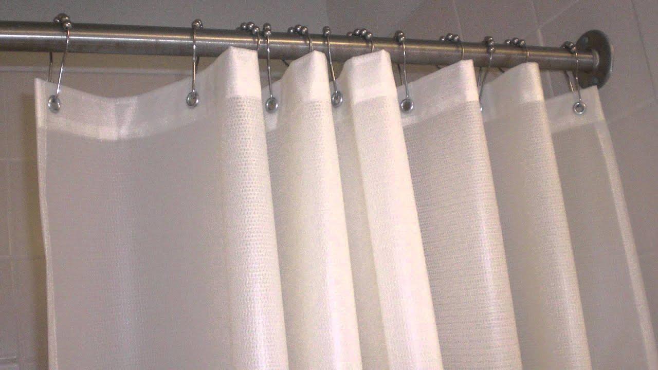 Shower Curtain Sound Effect