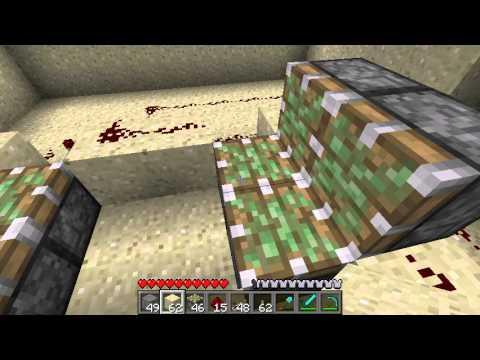 minecraft поршни: секретные