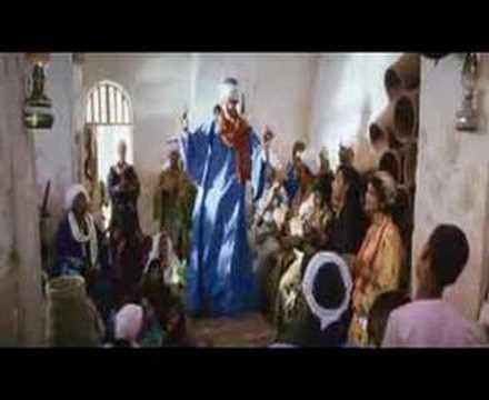North Africa Gypsy Dance