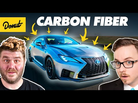 Lexus RC F Track Edition: Official First Look ft. Vsauce2