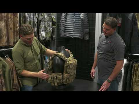 2018 New Gear and Guns: Kryptek Plate Carrier