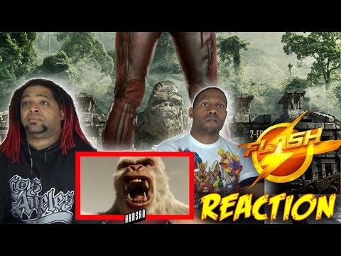 "THE FLASH | SEASON 3 EPISODE 13 | ""ATTACK ON GORILLA CITY"" - REACTION & REVIEW!!"