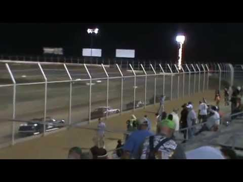 Walsh Racing Team-Pure Stock A Feature Race 6/12/15 @ Outlaw Motor Speedway