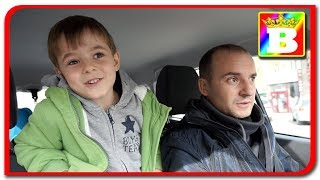 Tipuri de copii in masina
