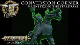 Conversion Corner: Magnetizing tнe Stardrake