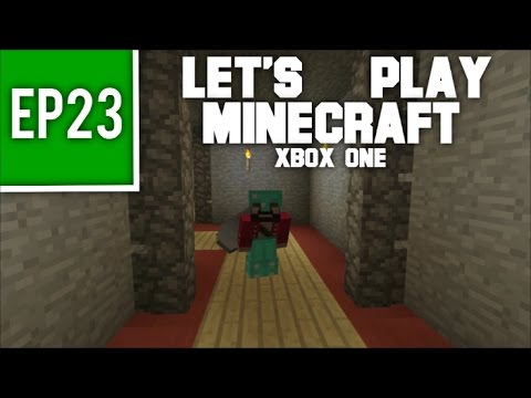 Let 39 s play minecraft xbox one ep23 overdue decorations for Decoration xbox one