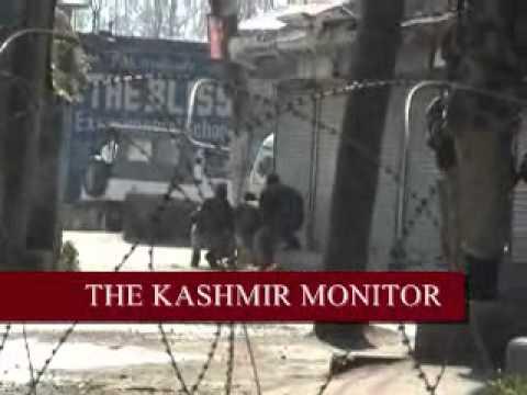 Gunfight rages in Ahmadnagar Srinagar
