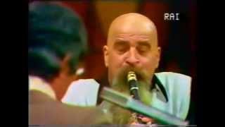 "Franco Cerri e Tony Scott - ""Scat"" (1977)"