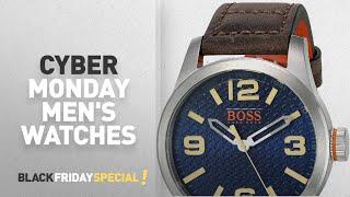 Cyber Monday Hugo Boss Watches : BOSS Orange Men