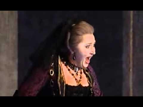 Die Zauberflöte (8) Königin der Nacht
