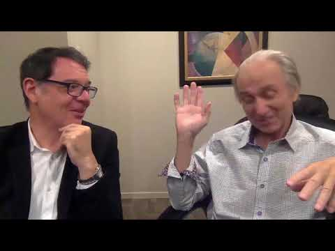 Dr. McDougall & Gustavo Tolosa During the 3-Day Intensive Weekend, Webinar 02/12/18