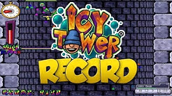 Icy Tower World Record (Score: 1803003 | Combo: 1337) HD