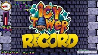 Icy Tower record
