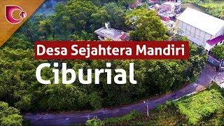 Desa Sejahtera Mandiri Ciburial on Indonesia Membangun TVRI