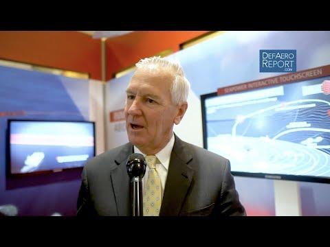 Raytheon's Hueber on Company's Air & Missile Defense Portfolio
