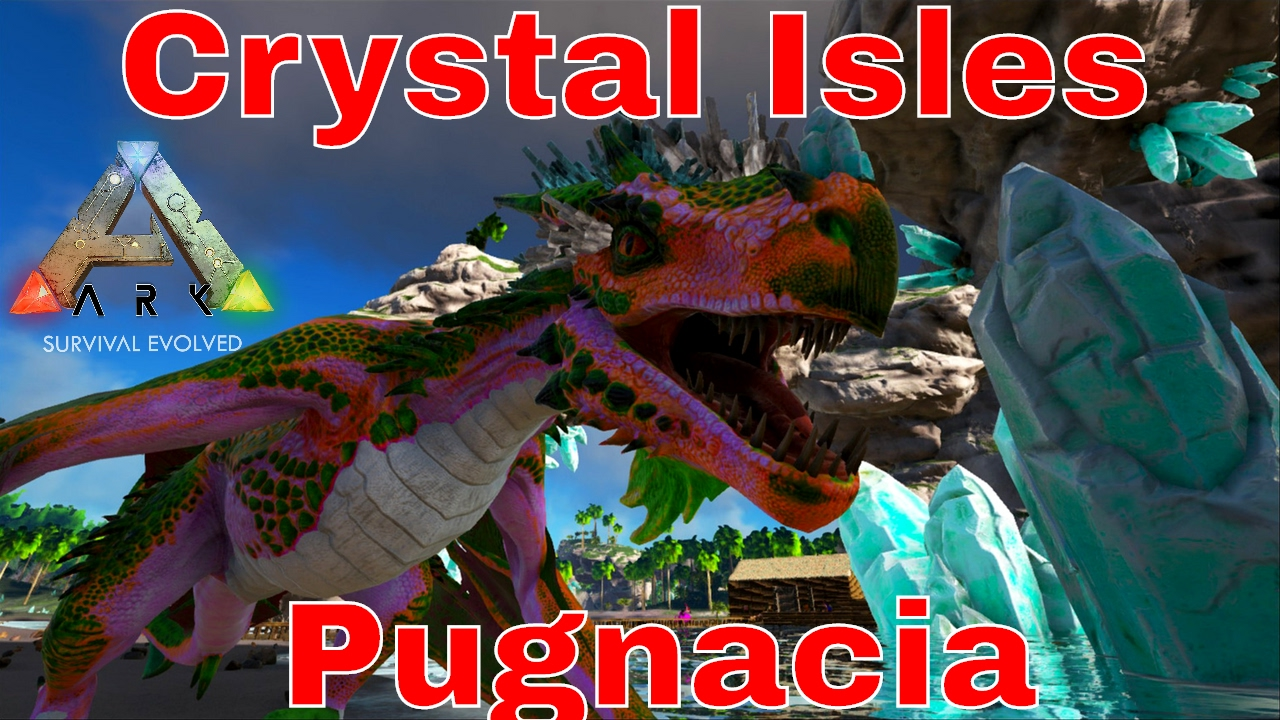 Iso:Crystal Isles - Best Base Locations - What to do First