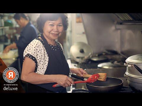 'Whilma's Filipino Restaurant' Cooks Up American Dream | Small Business Revolution: S4E2