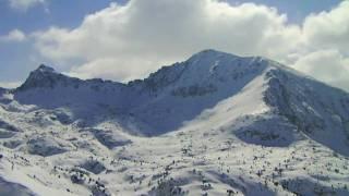 Andorra зона Funicamp(Март 2010. Катание на горных лыжах в Андорре, в наиболее популярной зоне подъёмника Funicamp., 2010-10-15T19:58:32.000Z)