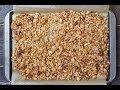Lowfat healthy granola for fat loss