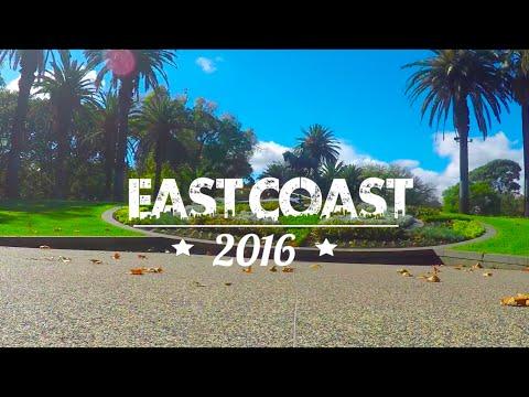 Australia East Coast Road Trip 2016 | GoPro