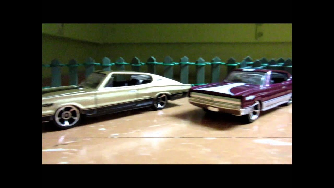 Hot Wheels Old Muscle Cars (collection) - YouTube