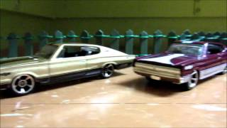 Video Hot Wheels Old Muscle Cars (collection) download MP3, 3GP, MP4, WEBM, AVI, FLV Juli 2018