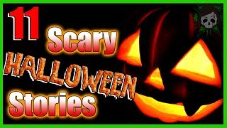 11 Creepy Halloween Horror Stories 🎃| Featuring Lets Read!, Fear Crawler, Mortis Media & More!