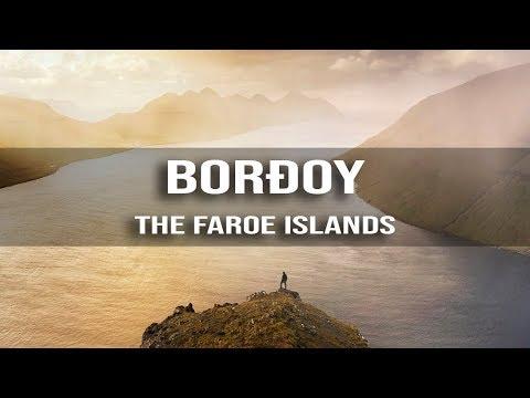 GORGEOUS Light At Bordoy | Landscape Photography Faroe Islands | 4K