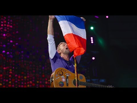 Coldplay / Stade de France  - 15 juillet 2017
