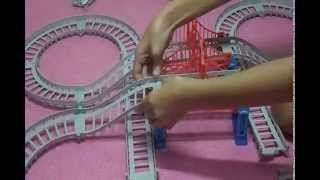 Kids Fashion -Racing Car F1,Speed,the Bridge,Race Track. Thumbnail
