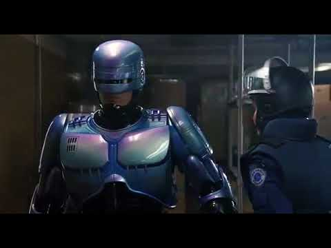 ROBOCOP 2 Film s 1990 Can't Shoot A Kid Can You!