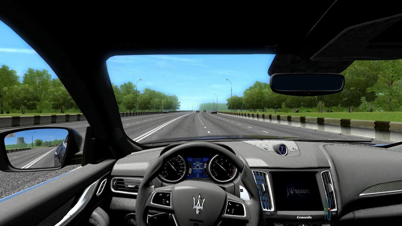 474e3a5792a City Car Driving 1.5.3 - Maserati Levante S - YouTube