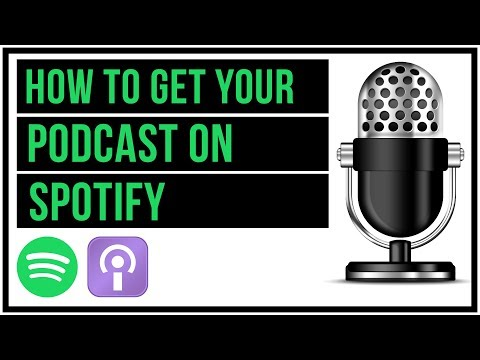 How To Get Your Podcast On Spotify - Full Tutorial Mp3