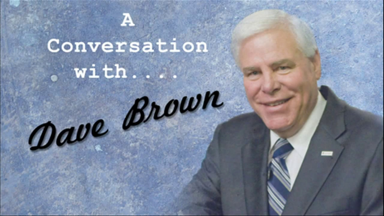 A Conversation with Dave Brown