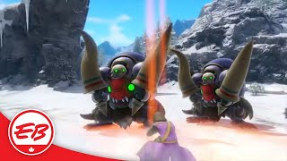 Dragon Quest XI Echoes Of The Elusive Age Trailer | EB Games