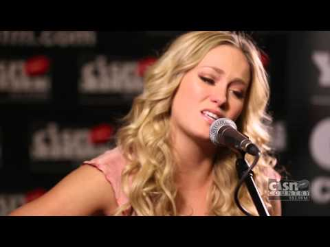 Meghan Patrick - I Won't Drink Live at CISN Country