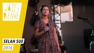 Selah Sue - Jazz à Vienne 2018 - Live