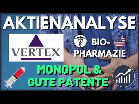 Pharma-Monopol (UNTERBEWERTET!): Vertex