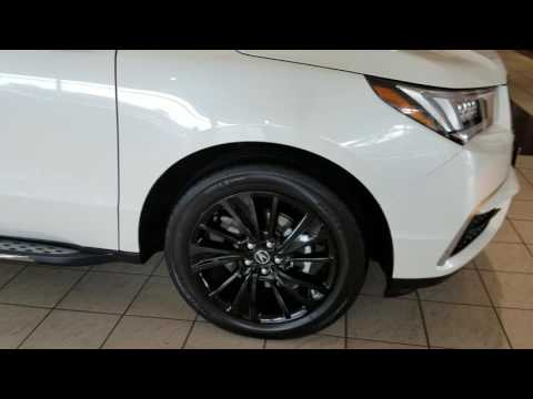 """20"""" accessory wheels for the 2017 Acura MDX. MS"""