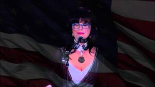 "WAKE UP AMERICA MEDIA NETWORK - County Legend Jessi Colter Sings ""America The Beautiful"""