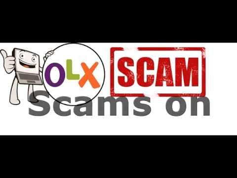 OLX SCAM please share and forward