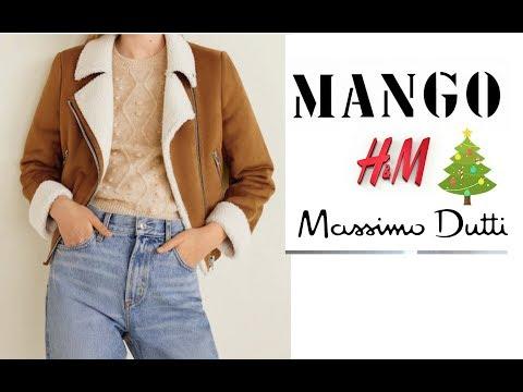 ШОППИНГ ВЛОГ #  ЗИМА 2019 /Mango, Massimo Dutti, H&M
